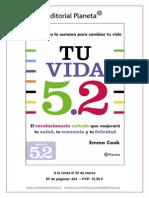 Dossier de Prensa. Tu Vida 5 2