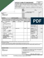 Certificate of Liability Insurance 7.22.14