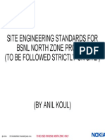 Tower Cell Site Engineering