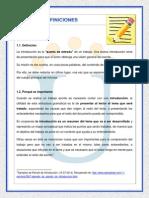 Introducción-Objetivo-Conclusión e Importancia de La Bibliografia