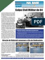 Jornal Sintesnit Julho