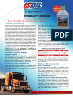 AmsoilSyntheticOilProductInfo Sheets (6)