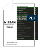 Manual Nissan v16
