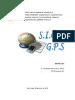 SIG Y GPS