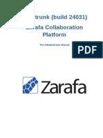Zarafa Collaboration Platform 6.40.0 Administrator Manual en US
