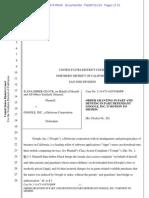 Google Iap Lawsuit Dismissal Denied