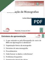 12 03 14 Apostila Monografia