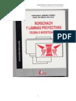 Rorschach y Laminas Proyectivas1 (1990)(1)