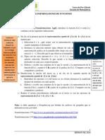 Taller 14. Transformaciones de Funciones_Profesor