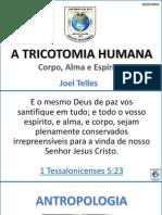 Tricotomia - Joel Telles