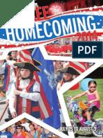 Yankee Homecoming 2014
