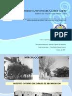 Agua Uso Eficiente en Viviendas Zona Desertica