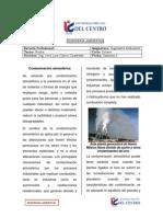 2. Contaminación atmosferica