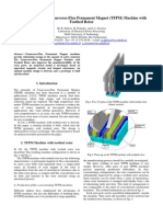 Transverse-Flux Permanent Magnet (TFPM)