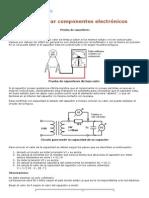 Como ProbarComponentes Electrónicos