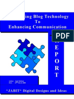 introducing blog technology