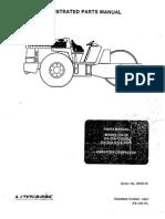 Manual Partes-dynapac Ca25a