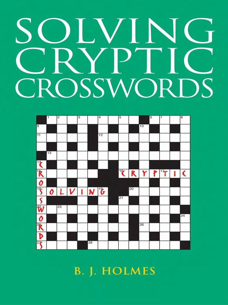 Solving cryptic crosswords crossword linguistics ccuart Gallery