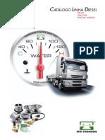 Catalogo Linha Diesel MTE 2012 20131