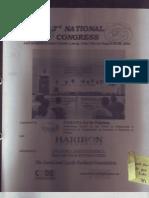 3rd Pamana National Congress