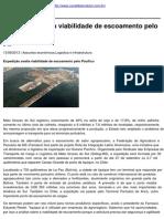 Canal Do Produtor - Expedição Avalia Viabilidade de Escoamento Pelo Pacífico - 2013-09-13
