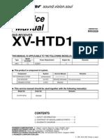Pioneer XV HTD 1