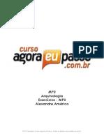 PDF AEP MPU Arquivologia Exercicios AlexandreAmerico