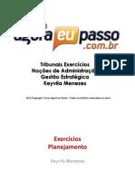 PDF AEP TribunaisExercicios Administracao GestaoEstrategica KeyvilaMenezes