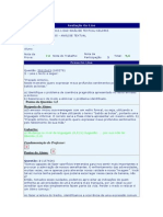 Análise Textual -  (1) - AV2 - 2012.1