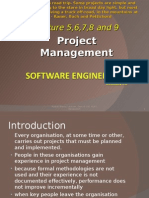 L5 L6 L7 L8 L9- Project Management