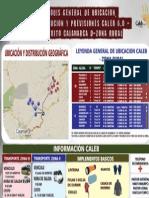 Distribucion Caleb Zona Rural