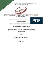 CONTABILIDAD_ACTIVIDAD N°2_GUERRA ESCUDERO BRYAN_RAUL GUEVARA