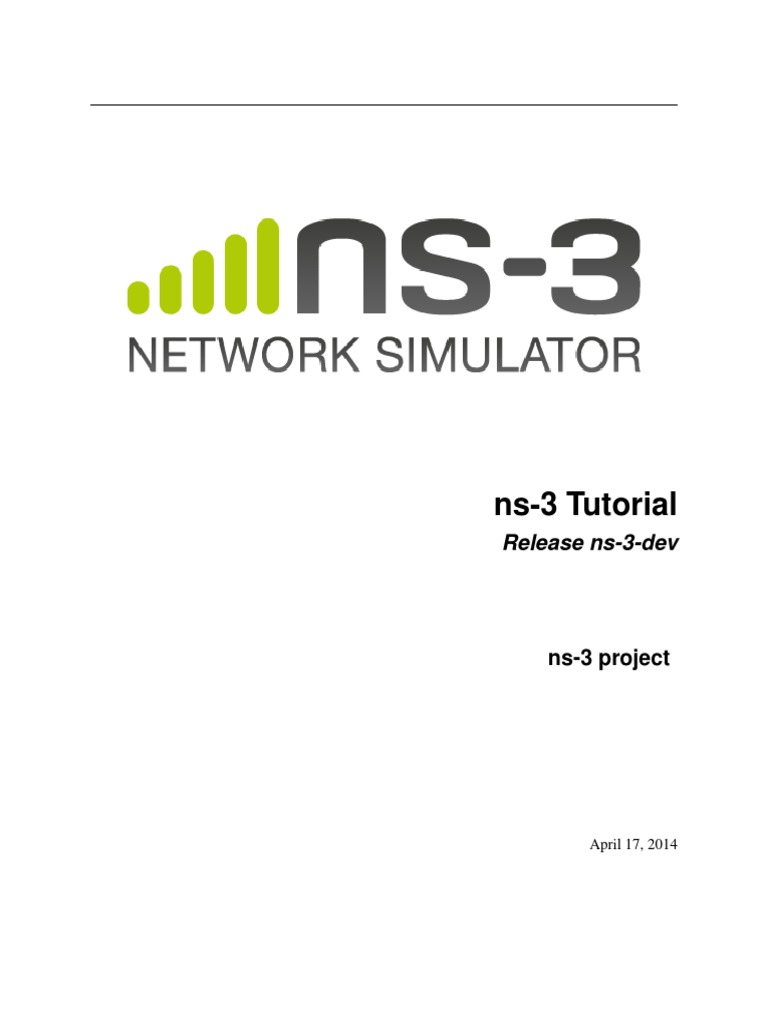 Ns 3 Tutorial | Command Line Interface | Simulation
