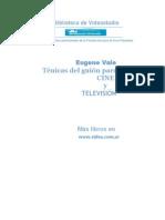 Eugene Vale - Tecnicas Del Guion Para Cine y Television