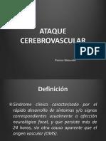 Ataque Cerebrovascular