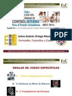 Unlock-Seminario - Taller Actualización MECI