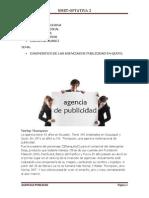 Agencias Publicidad Quito (Trabajo Grupal)