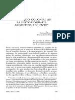 Tandeter- El Periodo Colonial en La Historiografia