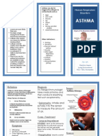 Asthma Brochure