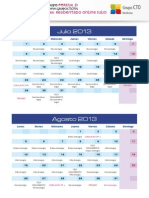 calendarizacion