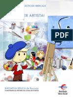 CUADERNO Artista POPmama