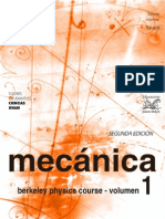 Berkeley Physics Course, Vol 1, Mecanica