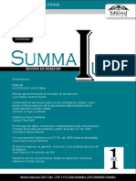 Revista Summa Iuris 2013