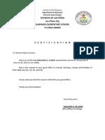 Kidz.... Certif of Utilities
