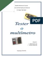 Tester Con Intro