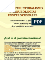 1771773969.7- Postestructuralismo y Arqueologías Postprocesuales