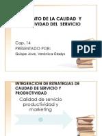 Cap 14 Incremento de La Calidad y Productividad de Servicio