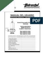 Manual Bomba F06K-M
