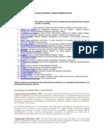 Peliculas Asociadas a Temas Administrativas