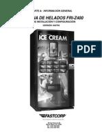 Manual Ice Cream Fri-z-400